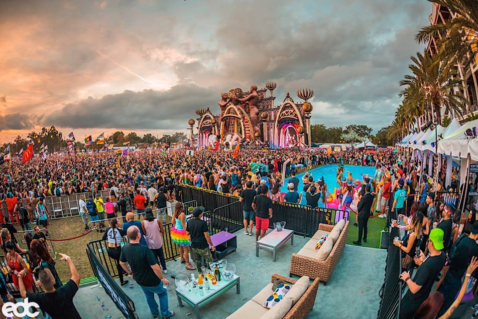 EDC Orlando 2019 drops its largest lineup ever as the