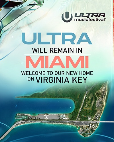 Ultra miami new location