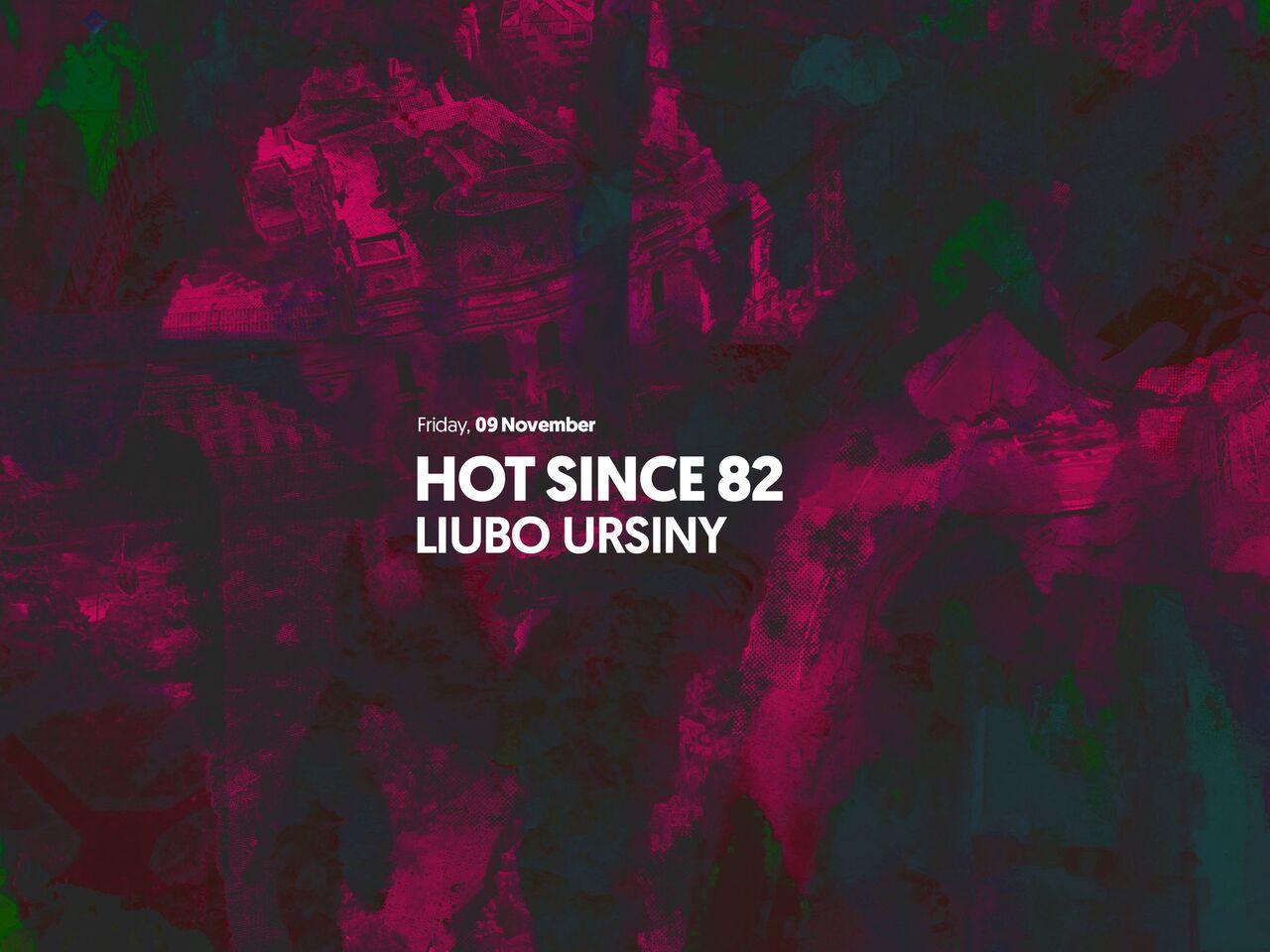 hot since 82 yalta club