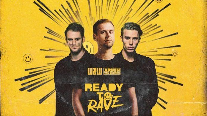 W&W x Armin van Buuren