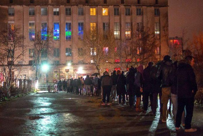 berlin raves