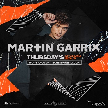 Ushuaïa Ibiza Martin Garrix
