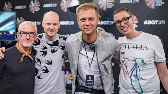 Above & Beyond and Armin van Buuren