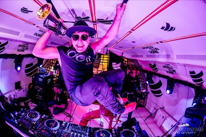 Timmy Trumpet World Club Dome Zero Gravity