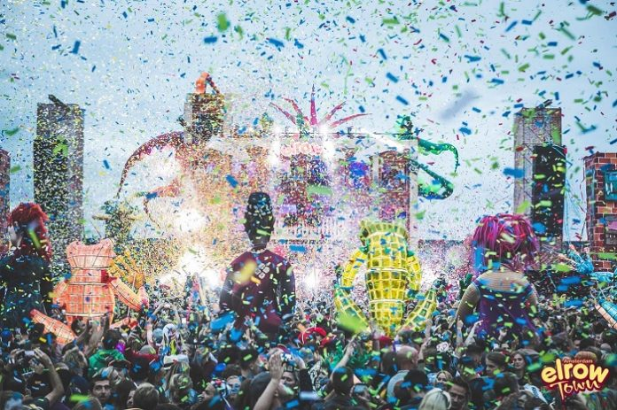 elrow Town Amsterdam