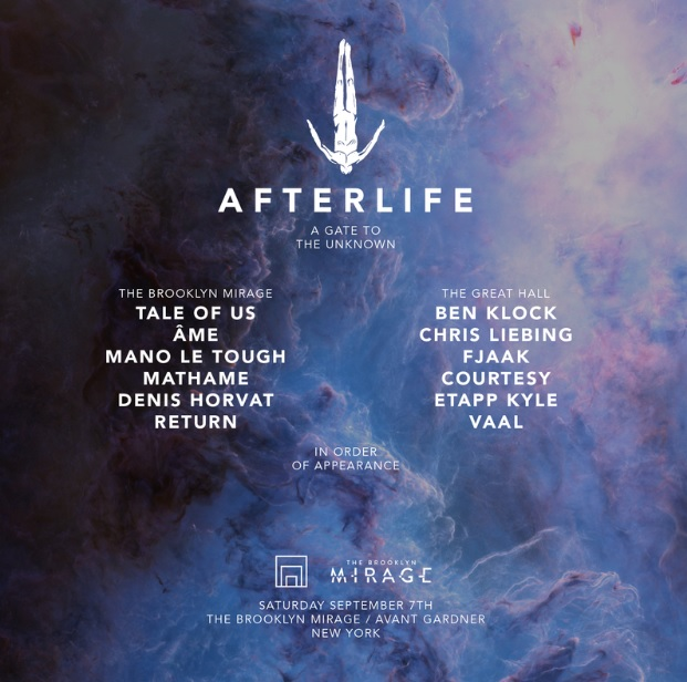afterlife brooklyn mirage