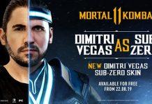 Dimitri Vegas Sub-Zero