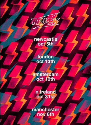 Patrick Topping Trick Tour