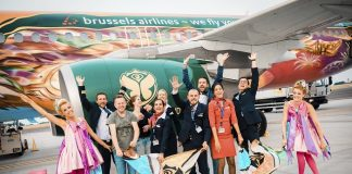 Global Journey & Amare & Brussels Airlines