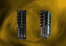 T-NOISEWORKS Eurorack Module