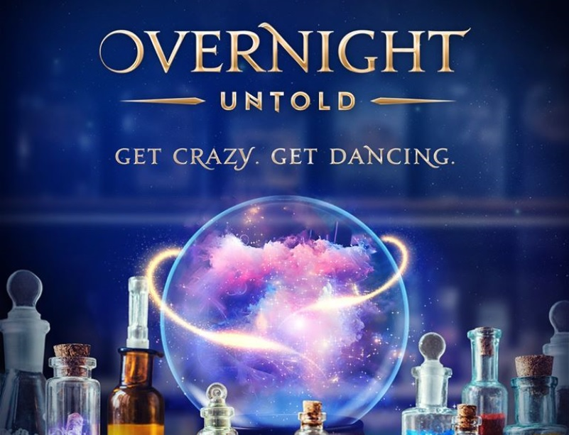 UNTOLD festival throws the biggest living room party - OVERNIGHT ...