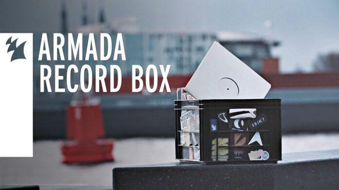 Armada Record Box Radio