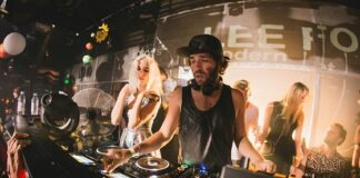 Lee Foss & Anabel Englund