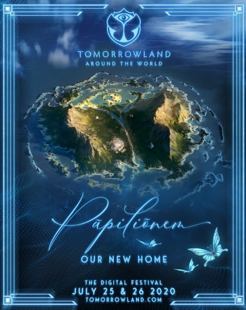 Tomorrowland Pāpiliōnem