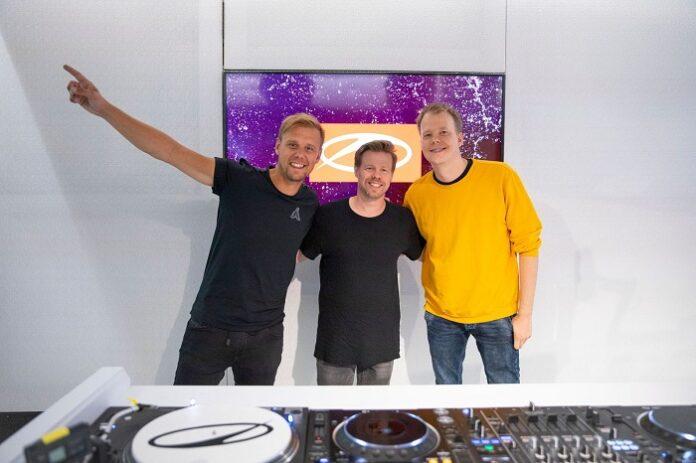 Armin van Buuren and Ferry Corsten (1)